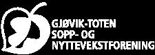 Nettsidelogoen til Gjøvik-Toten sopp- og nyttevekstforening